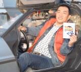 映画『バック・トゥ・ザ・フューチャー』の30周年アニバーサリーイベントに出席した山本昌 (C)ORICON NewS inc.