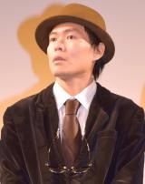 ショートショートオムニバス『only 4 you』の完成披露舞台あいさつに出席した勝又悠監督 (C)ORICON NewS inc.