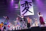 結成5周年記念ライブを行ったNMB48 (C)NMB48