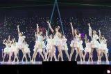 結成5周年記念ライブ2日目を行ったNMB48 (C)NMB48