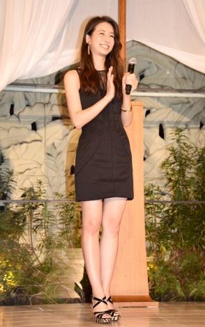 映画『トランスポーター イグニッション』女性限定試写会に出席した足立梨花 (C)ORICON NewS inc.