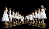 AKB48ベストアルバム『0と1の間に』の新ビジュアル公開