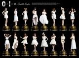 AKB48のベストアルバム「0と1の間に」Complete Singles(AKB48シングル全43曲+新曲3曲収録)ジャケット