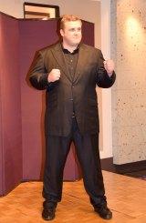 格闘家に転身することが明らかになった把瑠都=新格闘技イベント『RIZIN FIGHTING WORLD GRAND-PRIX 2015』記者会見 (C)ORICON NewS inc.