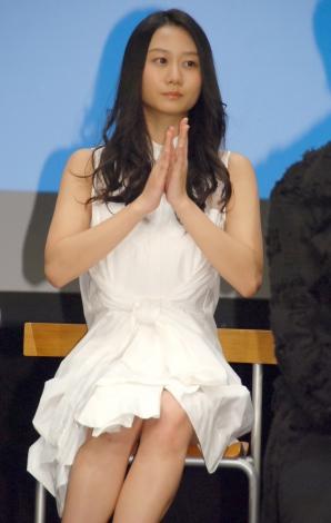 ミュージカル『花より男子 The Musical』製作発表記者会見に出席した古畑奈和(SKE48) (C)ORICON NewS inc.