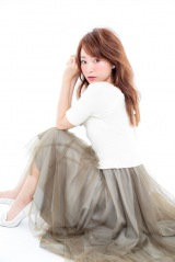 『Ray』専属美容モデルに起用された西川瑞希