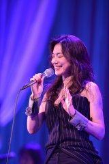 """全国ツアー『30th Anniversary CONCERT TOUR 2015 """"Colour""""』の東京公演を行った今井美樹"""