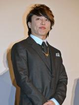 都内で行われた映画『ギャラクシー街道』初日舞台あいさつに登壇した西川貴教(C)ORICON NewS inc.