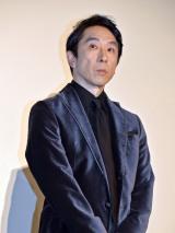 都内で行われた映画『ギャラクシー街道』初日舞台あいさつに登壇した段田安則(C)ORICON NewS inc.