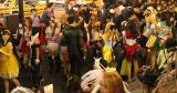 ハロウィンにコスプレした人たちでにぎわう六本木の街(2014年10月31日撮影) (C)oricon ME inc.