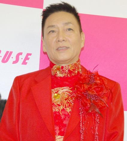 イベント「D.D.大同窓会パーティー」に出席した錦野旦 (C)ORICON NewS inc.