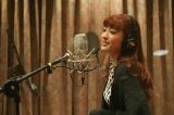 「umabi.jp」のテーマソング「#RUN」のレコーディングを行った神田沙也加