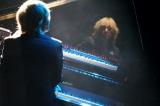 ピアノコンサートを開催した小室哲哉