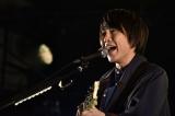 9年前に演奏した名曲を熱唱するフジファブリックの山内総一郎 カメラマン:河本悠貴