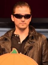 映画『グラスホッパー』(11月7日公開)のハロウィンイベントに出席した浅野忠信 (C)ORICON NewS inc.