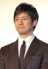 『劇場版 MOZU』ワールドプレミア舞台あいさつに出席した西島秀俊 (C)ORICON NewS inc.