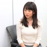 インタビューに答える桜井日奈子 (C)ORICON NewS inc.