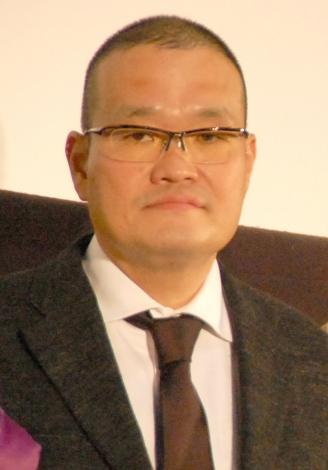 映画『劇場霊』のジャパンプレミアに出席した中田秀夫監督 (C)ORICON NewS inc.