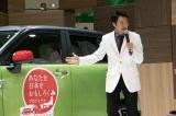 相方・又吉が免許を持っていないことから運転手を務めると宣言したピース綾部