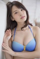 2014年度お茶の水女子大ミスコンテストのファイナリストの井上真理子さん