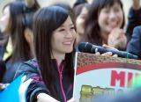 『NMB48秋の大運動会』でMVPを獲得した上西恵 (C)ORICON NewS inc.