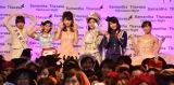 AKB48がサマンサ主催のイベントに参加 社員も仮装で歌い踊った(C)ORICON NewS inc.