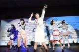 サマンサタバサ主催のハロウィンイベントにサプライズ登場したAKB48 (C)AKS