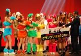 「ナニワハロウィンパーティー」 内の「仮装コンテスト」の模様 (C)ORICON NewS inc.
