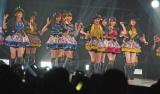 『日本女子博覧会‐JAPAN GIRLS EXPO 2015秋‐』で熱唱したNMB48 (C)ORICON NewS inc.