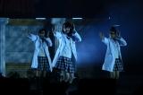 部活動ユニット「科学部究明機構 ロヂカ?Ver.1.2」が再起動(左から)倉島颯良、磯野莉音、岡田愛