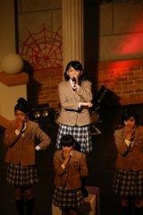 M1「目指せ!スーパーレディー -2015年度-」より生徒会長・磯野莉音(中3)