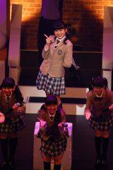 M1「目指せ!スーパーレディー -2015年度-」より教育委員長・大賀咲希(中3)