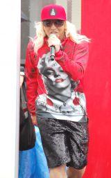 『コカ・コーラ』ウィンターソングボトルキャンペーン オープニングイベントに出席したDJ KOO (C)ORICON NewS inc.