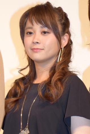 映画『流れ星が消えないうちに』舞台あいさつに出席した塩ノ谷早耶香 (C)ORICON NewS inc.
