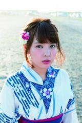 『山田菜々2016年カレンダー』カット
