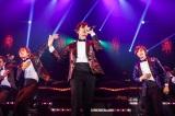 """1日には『w-inds. LIVE TOUR 2015""""Blue Blood""""』のファイナルとなる香港公演を開催"""