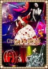 浜崎あゆみのライブDVD『ayumi hamasaki ARENA TOUR 2015 A Cirque de Minuit 〜真夜中のサーカス〜 The FINAL』が初登場1位
