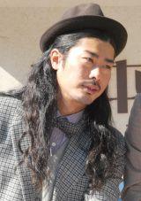 『1日限定! 国産小麦試食堂』開店式に出席したパンサーの菅良太郎 (C)ORICON NewS inc.