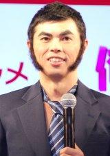 27歳OLと交際宣言をした小島よしお (C)ORICON NewS inc.