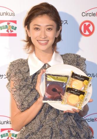 シェリエドルチェ期間限定『Cherie Dolce Cafe』オープニングイベントに出席した山田優 (C)ORICON NewS inc.