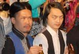 白目を剥く芸風で人気を獲得したピスタチオ(左から)伊地知大樹、小澤慎一朗(C)ORICON NewS inc.
