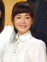 連続テレビ小説『とと姉ちゃん』に出演が決定した大地真央 (C)ORICON NewS inc.