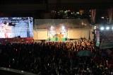 『ニコニコ町会議 in 大阪府 大阪市 水都大阪 ミナ!キタ!フェスティバル2015』に出演した小林幸子