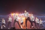 EXO(左から)ベクヒョン、ディオ、セフン、チャンヨル、カイ、スホ、チェン、シウミン