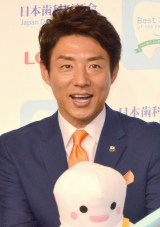 『ベストスマイル・オブ・ザ・イヤー2015』授賞式に出席した松岡修造 (C)ORICON NewS inc.