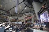 フィリピンのショッピングモールで行われた『クールジャパン・フェスティバル』にAKB48が出演(C)AKS