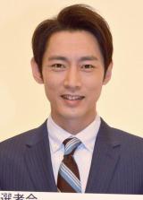 6年連続メインキャスターを務める小泉孝太郎 (C)ORICON NewS inc.