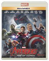 『アベンジャーズ/エイジ・オブ・ウルトロン MovieNEX』が週間BDランキング初登場1位(C)2015 Marvel