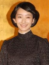 NHK連続テレビ小説『あさが来た』の新キャスト発表会見に出席した (C)ORICON NewS inc.
