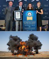 映画『007 スペクター』「映画史上最大の爆破シーン」がギネス世界記録認定に